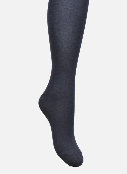 89f198d1cd33 Strømper og tights Falke Strømpebukser FAMILY Blå detaljeret billede af  skoene