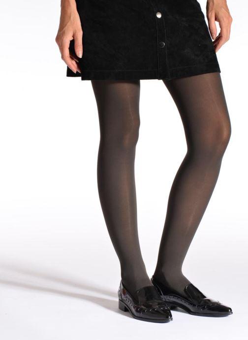 Calze e collant Falke Collant PURE MATT Grigio modello indossato