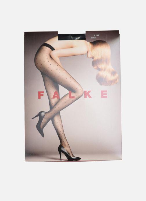 Chaussettes et collants Falke Collant DOT Noir vue face
