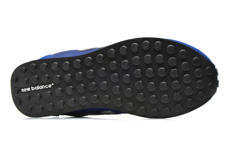 Baskets New Balance KL410 J Bleu vue haut