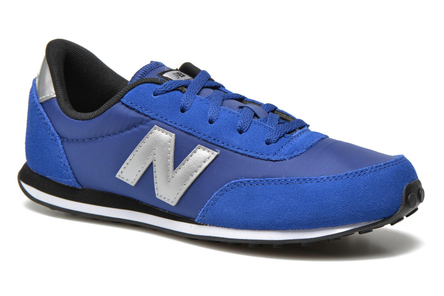 Sneakers New Balance KL410 J Blauw detail
