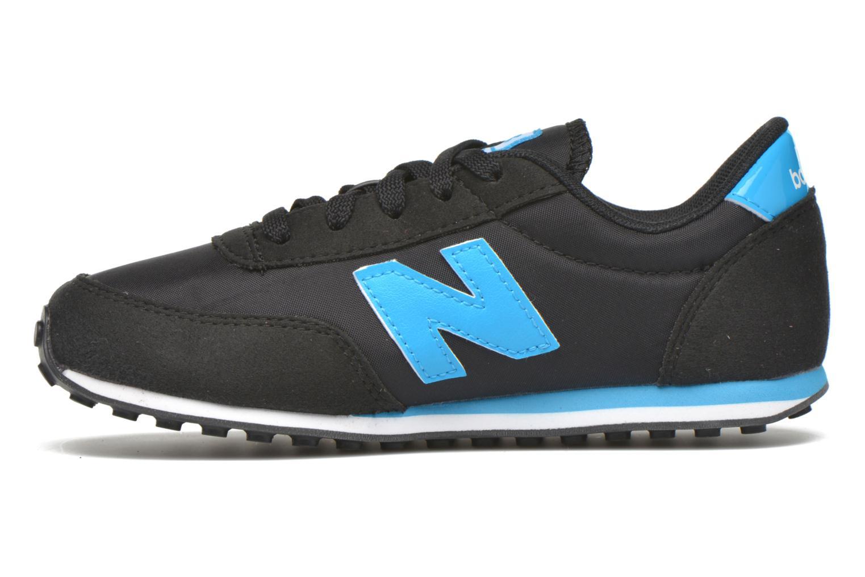 Sneakers New Balance KL410 J Zwart voorkant