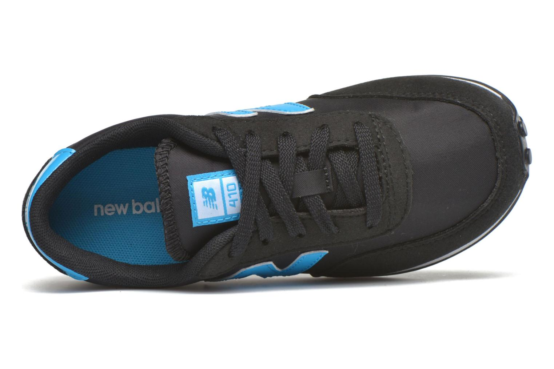 Sneakers New Balance KL410 J Sort se fra venstre