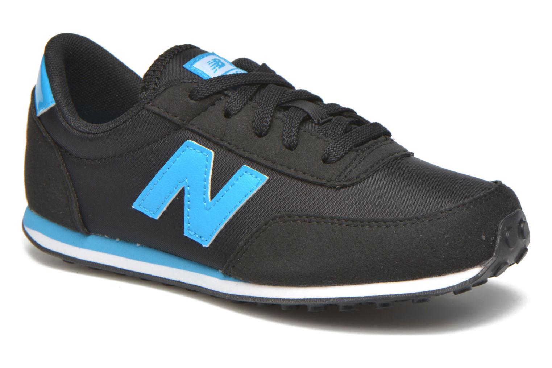 Sneakers New Balance KL410 J Sort detaljeret billede af skoene