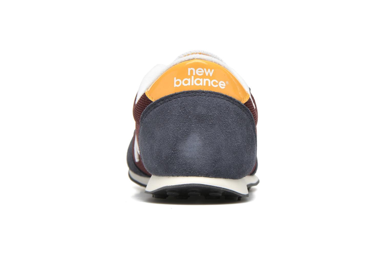 Sneakers New Balance KL410 J Azzurro immagine destra