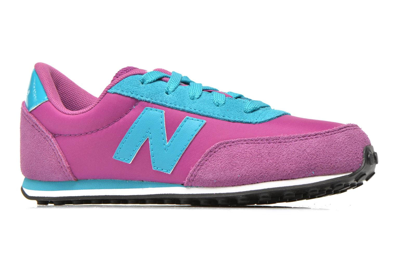 Sneakers New Balance KL410 J Viola immagine posteriore