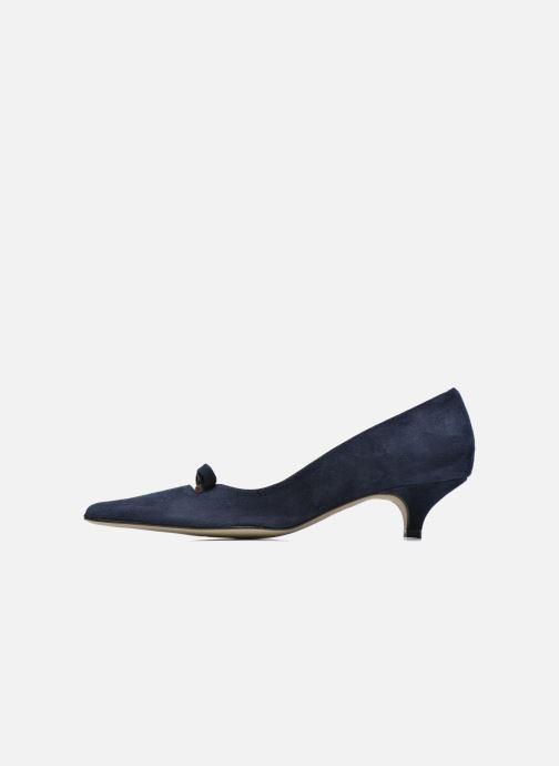 Zapatos de tacón Georgia Rose Ribote Azul vista de frente