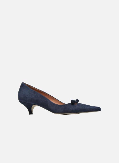 Zapatos de tacón Georgia Rose Ribote Azul vistra trasera