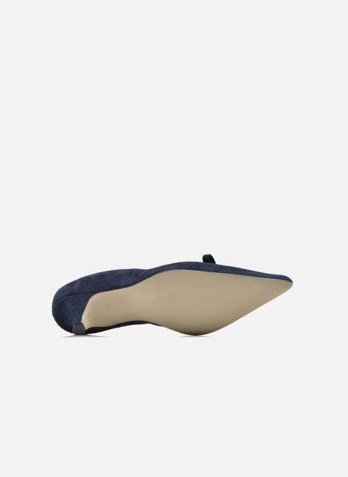 Zapatos de tacón Georgia Rose Ribote Azul vista de arriba