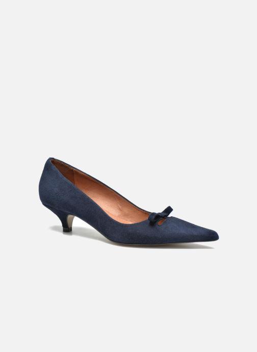 Zapatos de tacón Georgia Rose Ribote Azul vista de detalle / par
