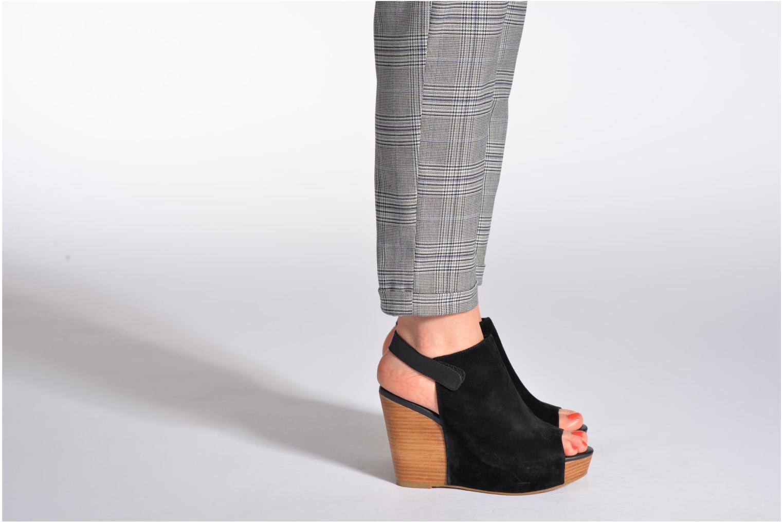 Sandales et nu-pieds Shoe the bear Cindy Noir vue 3/4