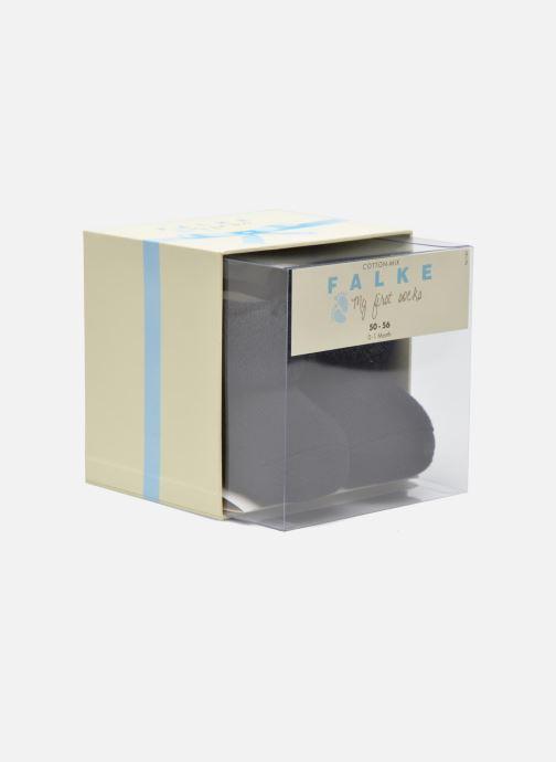 Chaussettes et collants Falke Chaussettes ERSTLING Bleu vue 3/4