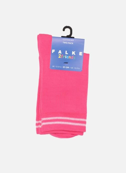 Socks & tights Falke Socks FRIENDS Pack of 2 Pink back view