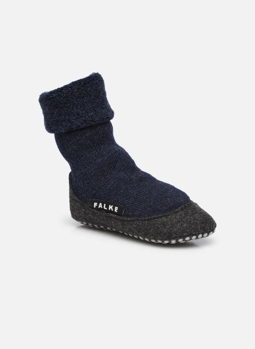 Pantofole Bambino Chaussons bicolores