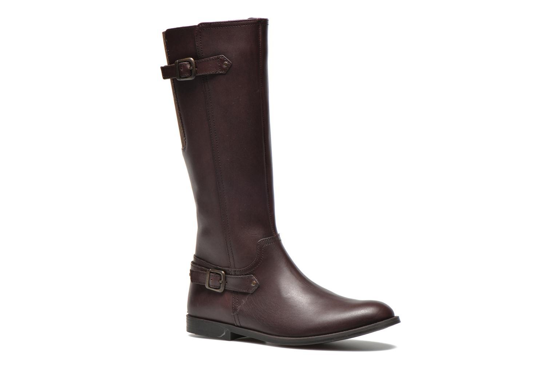 Boots & wellies Start Rite Tweed Brown detailed view/ Pair view