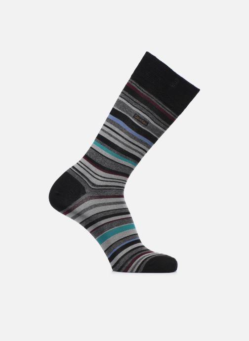 Socken & Strumpfhosen Calvin Klein Socken STRIPES grau detaillierte ansicht/modell