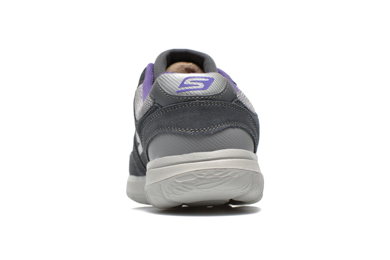 Sneakers Skechers GO Walk City Champion 13827 Grijs rechts