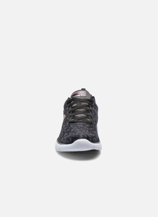 Zapatillas de deporte Skechers Skech-Flex Power Player 12131 Negro vista del modelo