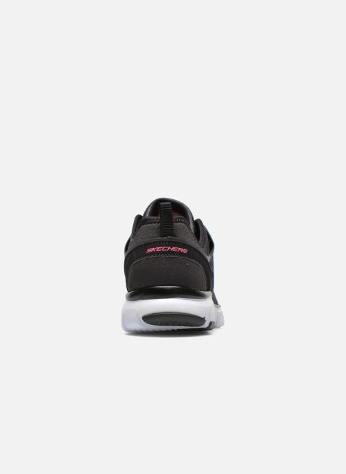 Zapatillas de deporte Skechers Skech-Flex Power Player 12131 Negro vista lateral derecha