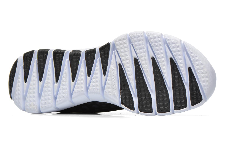 Chaussures de sport Skechers Skech-Flex Power Player 12131 Noir vue haut