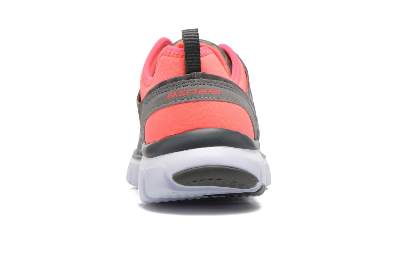 Chaussures de sport Skechers Skech-Flex Power Player 12131 Gris vue droite