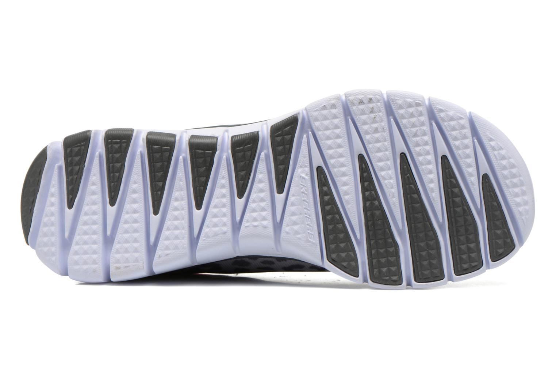 Chaussures de sport Skechers Skech-Flex Power Player 12131 Gris vue haut