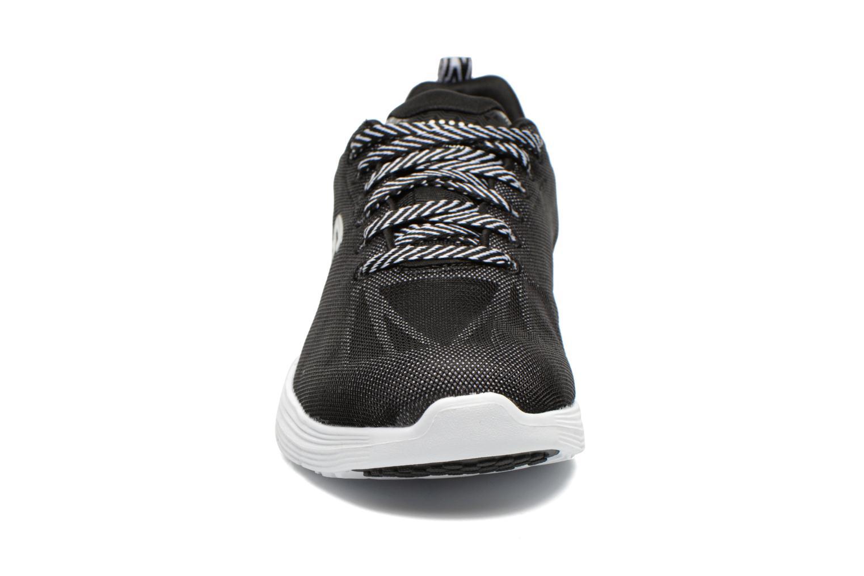 Chaussures de sport Skechers Valeris Front Page 122113 Noir vue portées chaussures