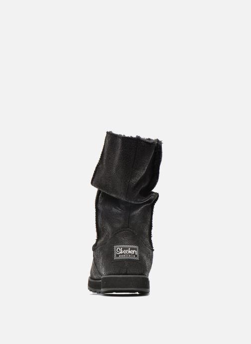 Stivaletti e tronchetti Skechers Keepsakes Leather-Esque 48367 Nero immagine destra