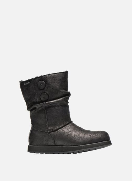Stivaletti e tronchetti Skechers Keepsakes Leather-Esque 48367 Nero immagine posteriore
