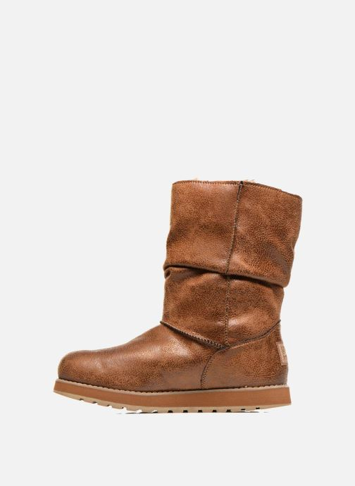 Stivaletti e tronchetti Skechers Keepsakes Leather-Esque 48367 Marrone immagine frontale