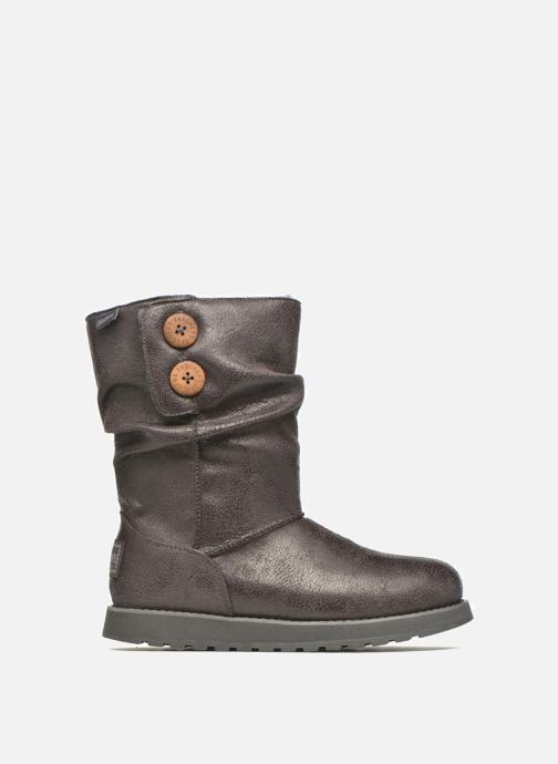 Botines  Skechers Keepsakes Leather-Esque 48367 Gris vistra trasera