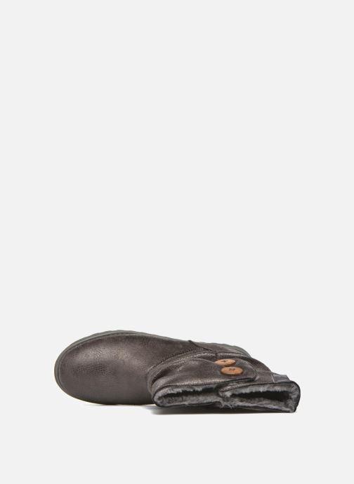 Botines  Skechers Keepsakes Leather-Esque 48367 Gris vista lateral izquierda