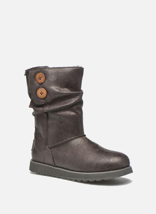 Botines  Skechers Keepsakes Leather-Esque 48367 Gris vista de detalle / par