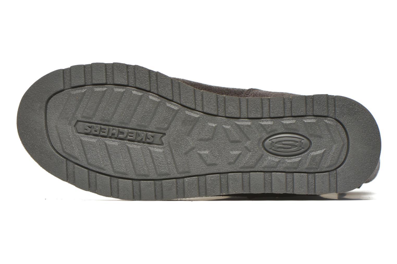 Boots en enkellaarsjes Skechers Keepsakes Leather-Esque 48367 Grijs boven