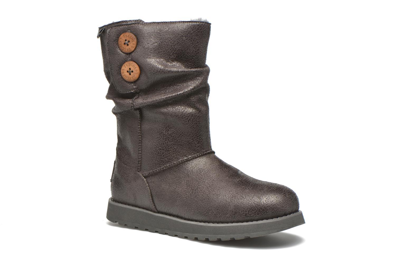 Boots en enkellaarsjes Skechers Keepsakes Leather-Esque 48367 Grijs detail