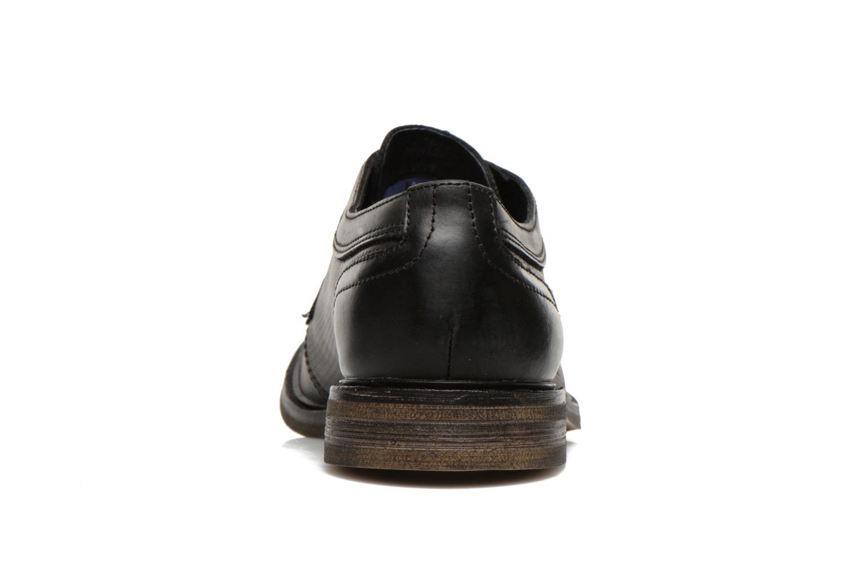 Chaussures à lacets Skechers Bridport 68160 Noir vue droite