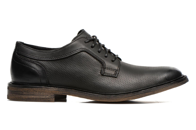 Chaussures à lacets Skechers Bridport 68160 Noir vue derrière