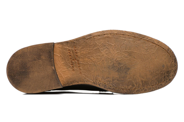 Chaussures à lacets Skechers Bridport 68160 Noir vue haut