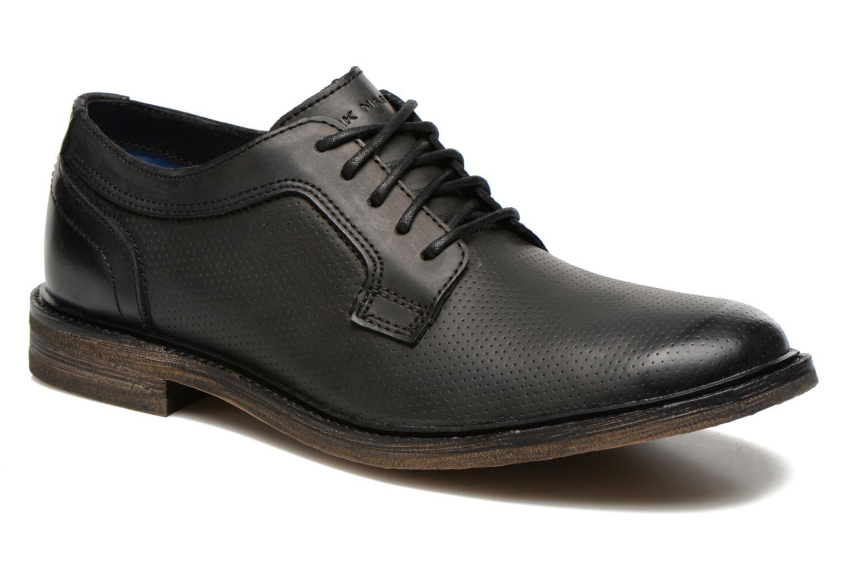 Chaussures à lacets Skechers Bridport 68160 Noir vue détail/paire