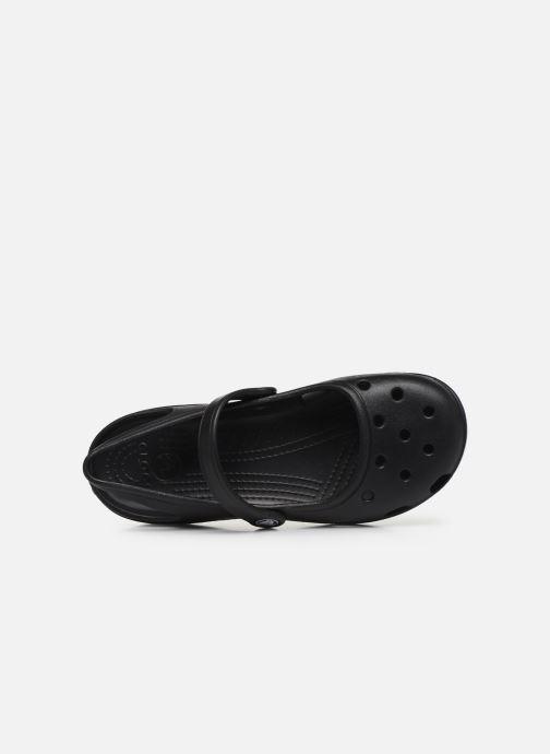 Crocs Shayna W (Noir) Sandales et nu pieds chez Sarenza