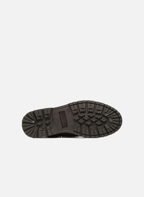 Zapatos con cordones Aigle Tarmac Marrón vista de arriba