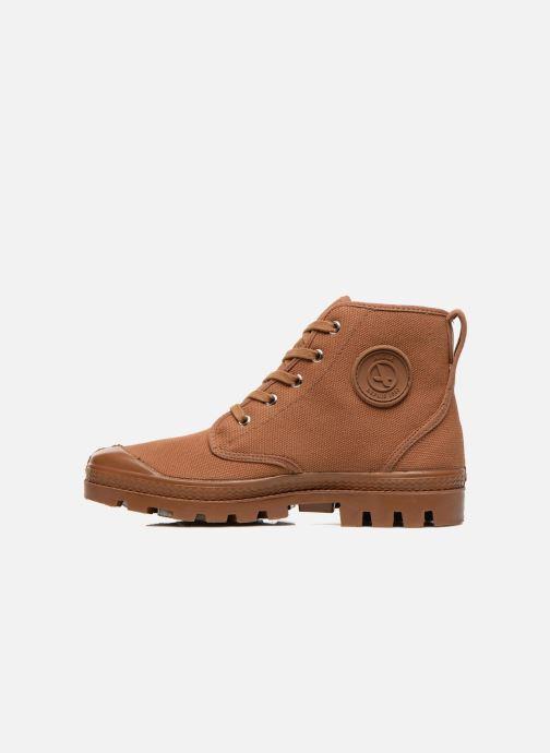 Boots en enkellaarsjes Aigle Arizona Bruin voorkant