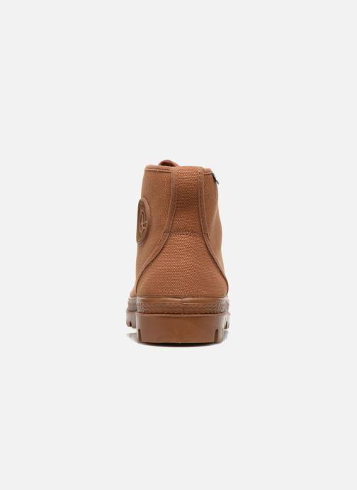 Bottines et boots Aigle Arizona Marron vue droite