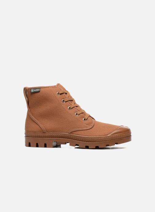Boots en enkellaarsjes Aigle Arizona Bruin achterkant
