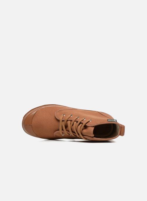 Boots en enkellaarsjes Aigle Arizona Bruin links