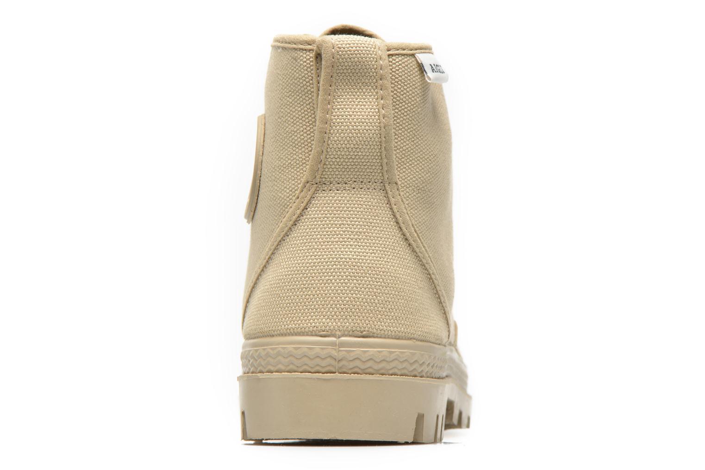 Stiefeletten & Boots Aigle Arizona beige ansicht von rechts