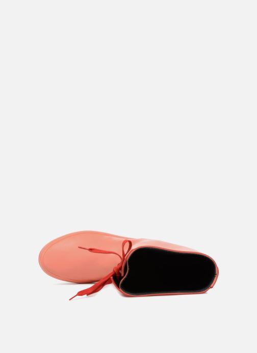 Støvler & gummistøvler Aigle Miss Marion Orange se fra venstre