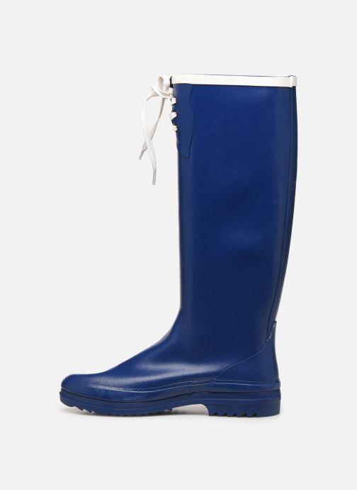 Støvler & gummistøvler Aigle Miss Marion Blå se forfra