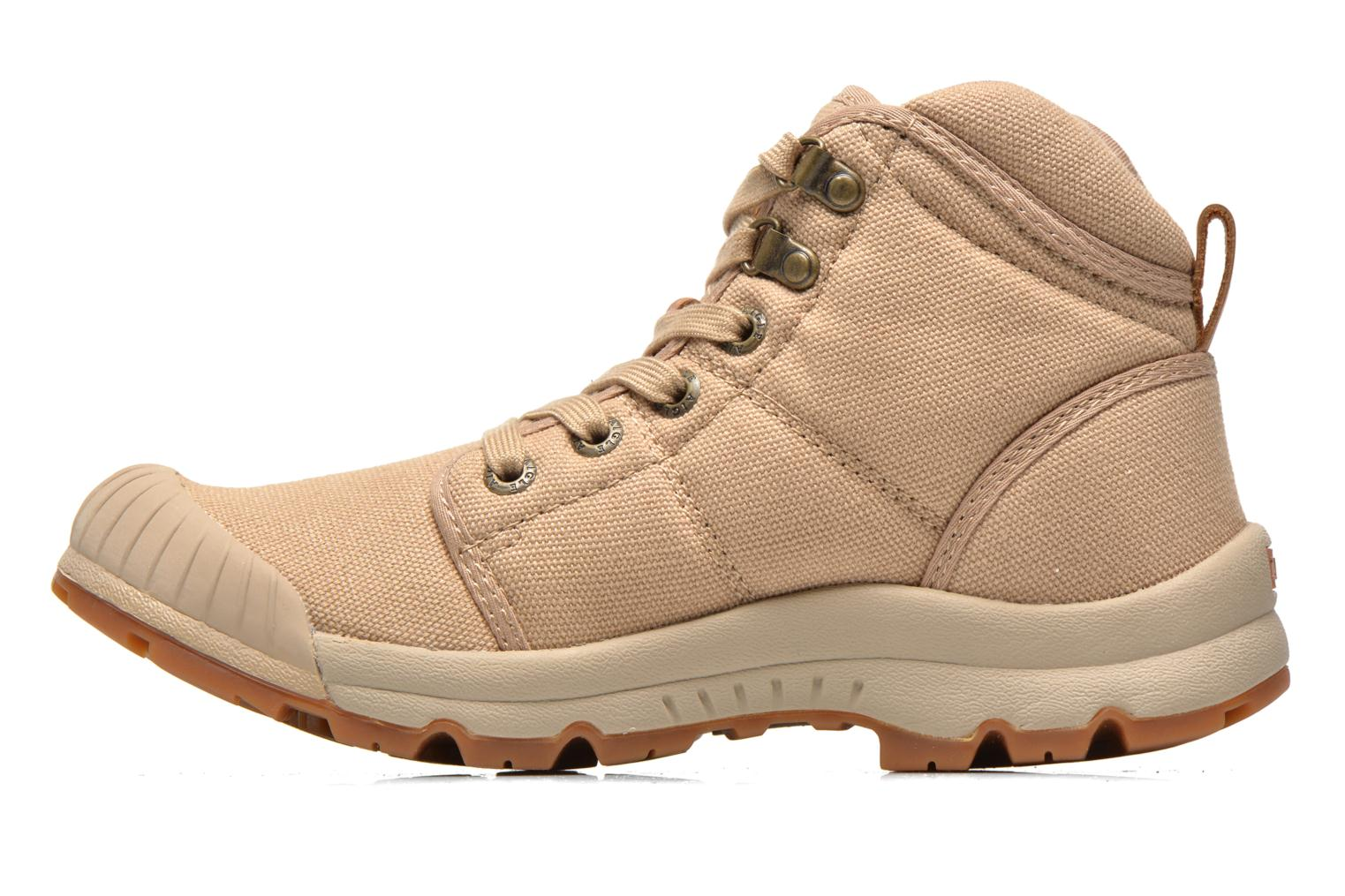 Trainers Aigle Tenere Light WP W Beige front view