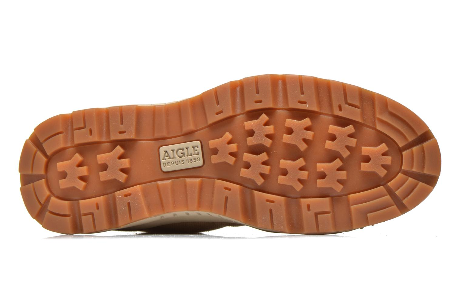 Trainers Aigle Tenere Light WP W Beige view from above